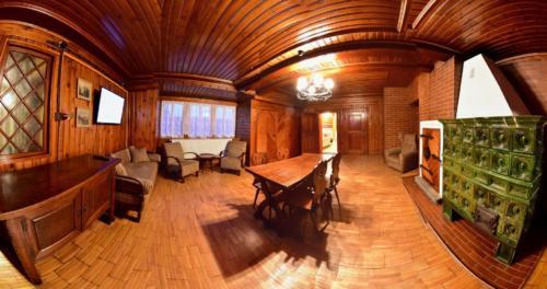 Ubytování a interiéry Šámalova chata